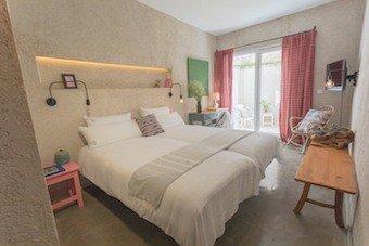 Kook Hotel Tarifa Standard Double Room with patio