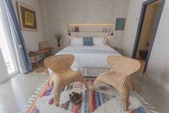 Kook Hotel Tarifa Superior Double Room