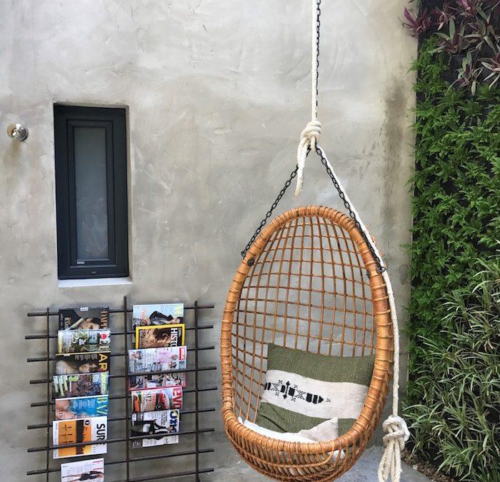Cada vez más huéspedes quedan cautivados por el jardín vertical de KOOK