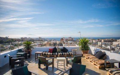 KOOK Hotel Tarifa cierra su primer mes de agosto con un lleno casi absoluto